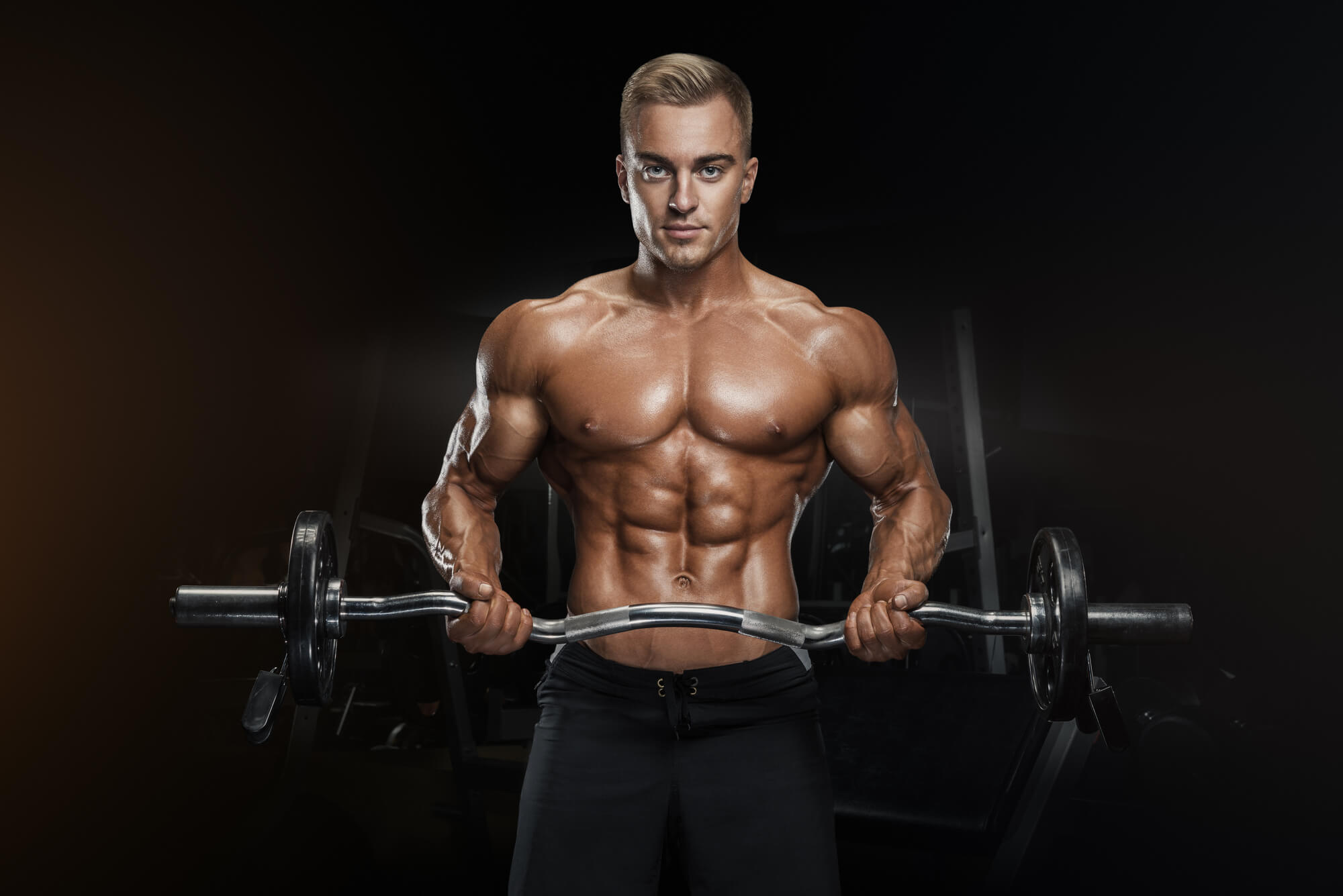 How To Do Perfect Bicep Curls With High Tension