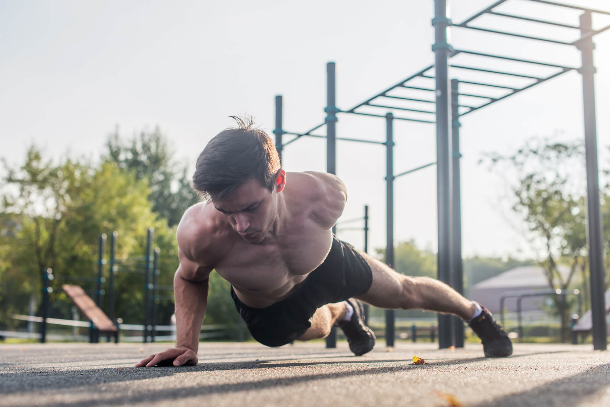 How to Do One Arm Pushups