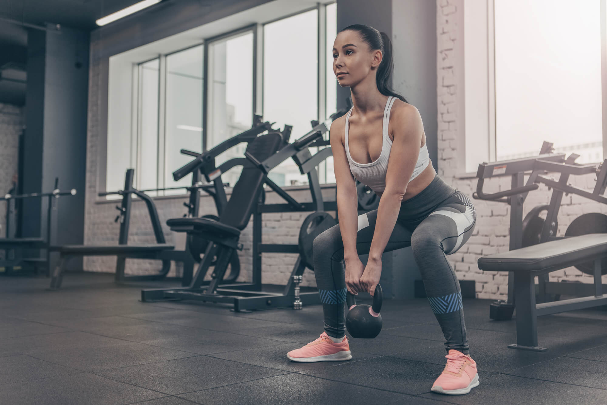 Kettlebell Squats For Immediate Leg Growth